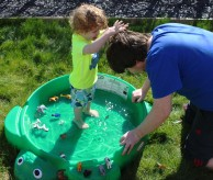 washing daddy